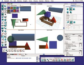 www.form·Z.com | products - form·Z: Interface